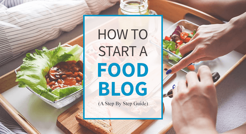 How to start a food blog in 30 minutes step by step guide pin it on pinterest forumfinder Image collections