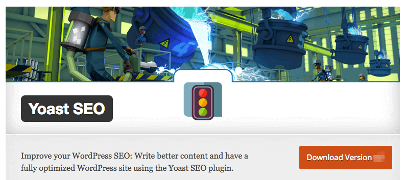 yoast seo plugin for food blog wordpress