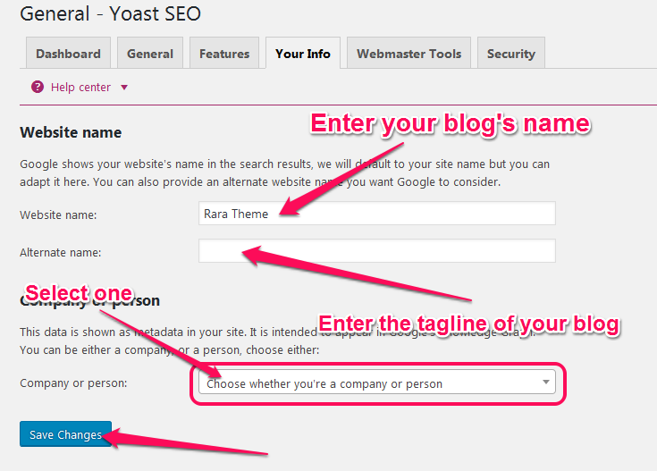 wp yoast yourinfo save.png