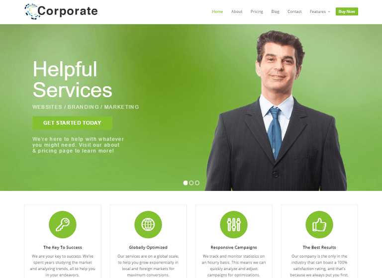 30 best wordpress corporate business themes 2017 raratheme total maxwellsz