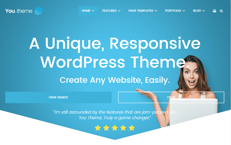 30 best wordpress corporate business themes 2017 raratheme you cheaphphosting Images
