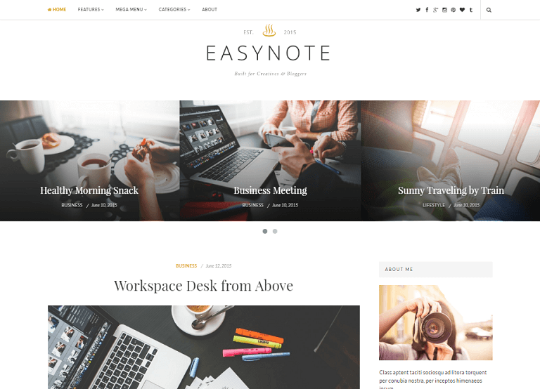 14. EasyNote