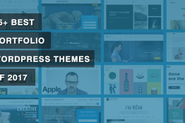 Best Portfolio WordPress Themes