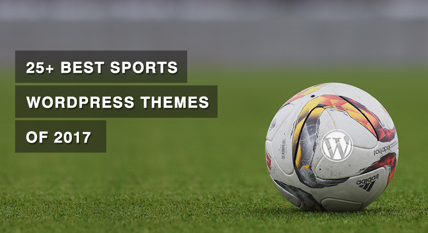 25+ Best Sports WordPress Themes of 2017