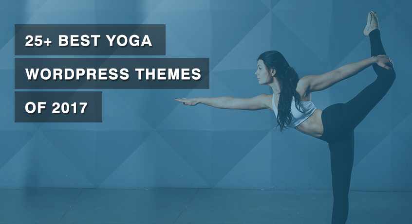 25+ Best Yoga WordPress Themes of 2019