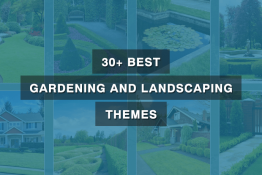 Best Gardening And Landscaping Themes