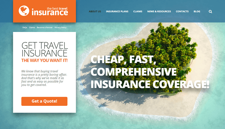 Travel Insurance Company