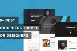 Best WordPress Themes for Designers