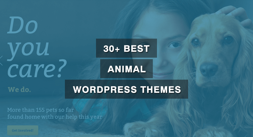 Best Animal WordPress Theme