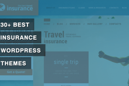 Best Insurance WordPress Themes