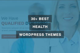 Best Health WordPress Themes
