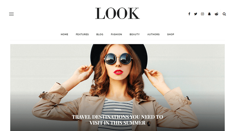 30+ Best Fashion Blog & Magazine WordPress Themes of 2017