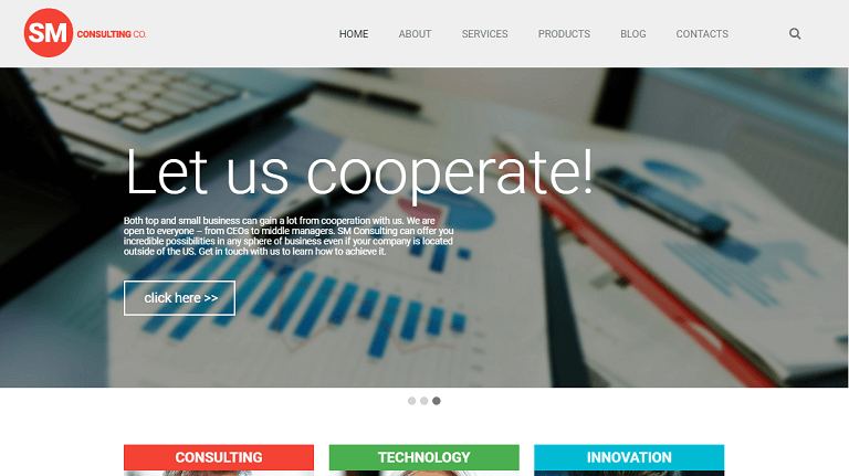 Consulting Co