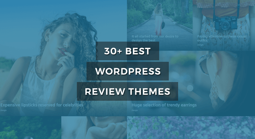 best WordPress review themes