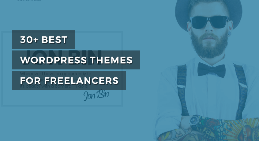 best freelancer WordPress themes
