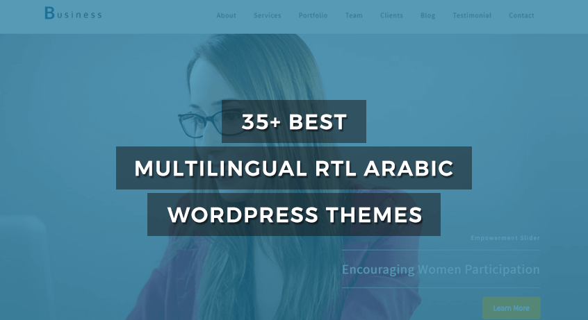35+ Best Multilingual RTL Arabic WordPress Themes