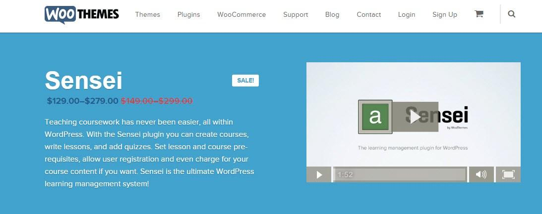 Image result for sensei wordpress plugin