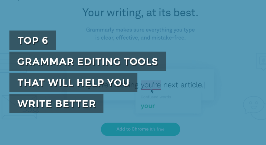 grammar editing tools