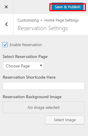 reservation-settings
