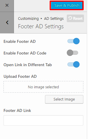 footer-ad-settings