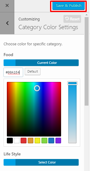 category-color-settings