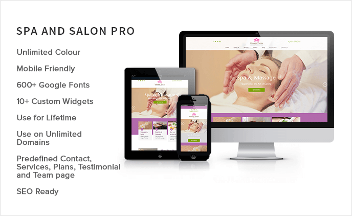 Spa and Salon Pro